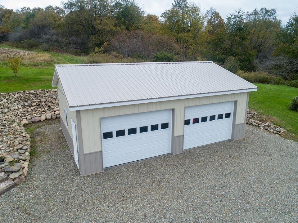 Summertown Metals, 10 X 10 Garage Door